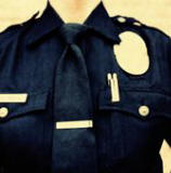 Typical Police Uniform