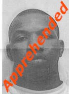 Cornell Hardy--Apprehended