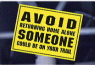 EOPD: Avoid Returning Home Alone