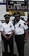 Lieutenant Z. Muse & Deputy Chief A. Woodson