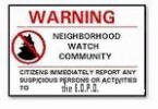 East Orange Police Neighborhood Watch Community