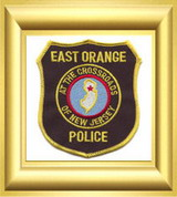 East Orange Police Patch
