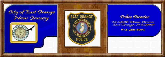 East Orange Police Director - Unassigned